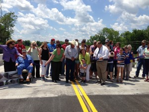 Ribbon Cutting held May 29, 2014