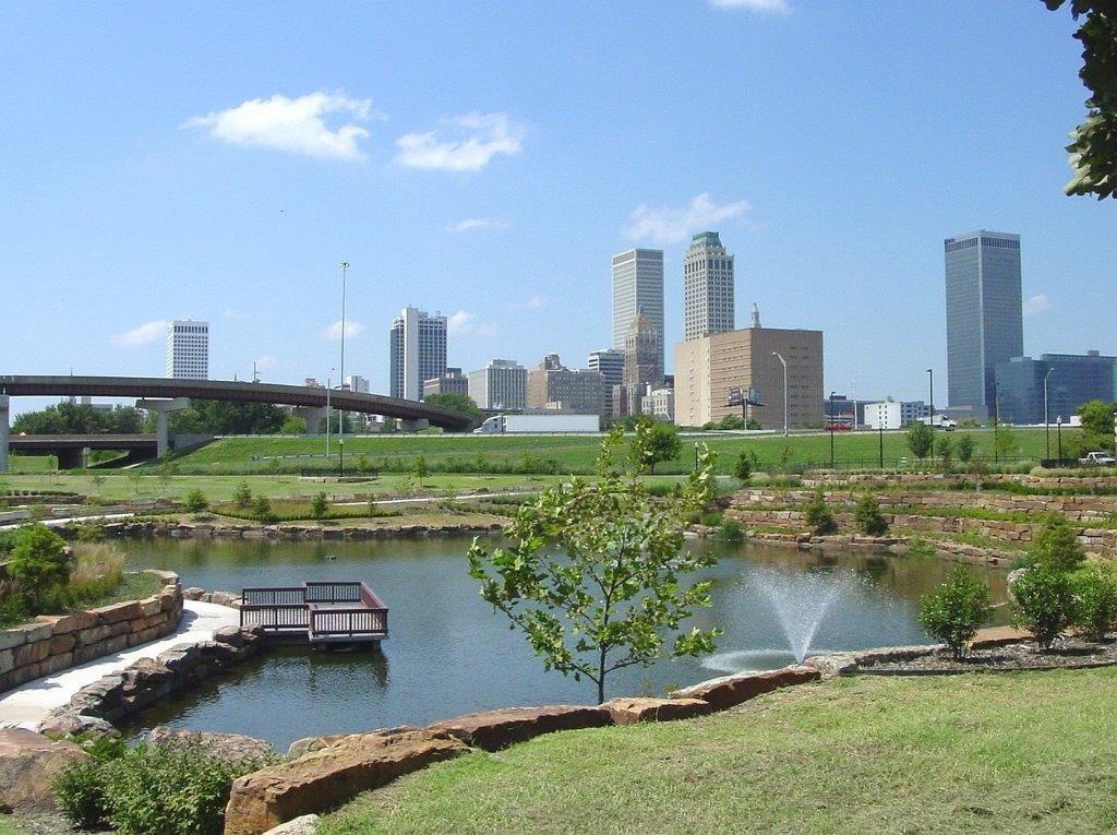 Centennial Park, Tulsa, OK