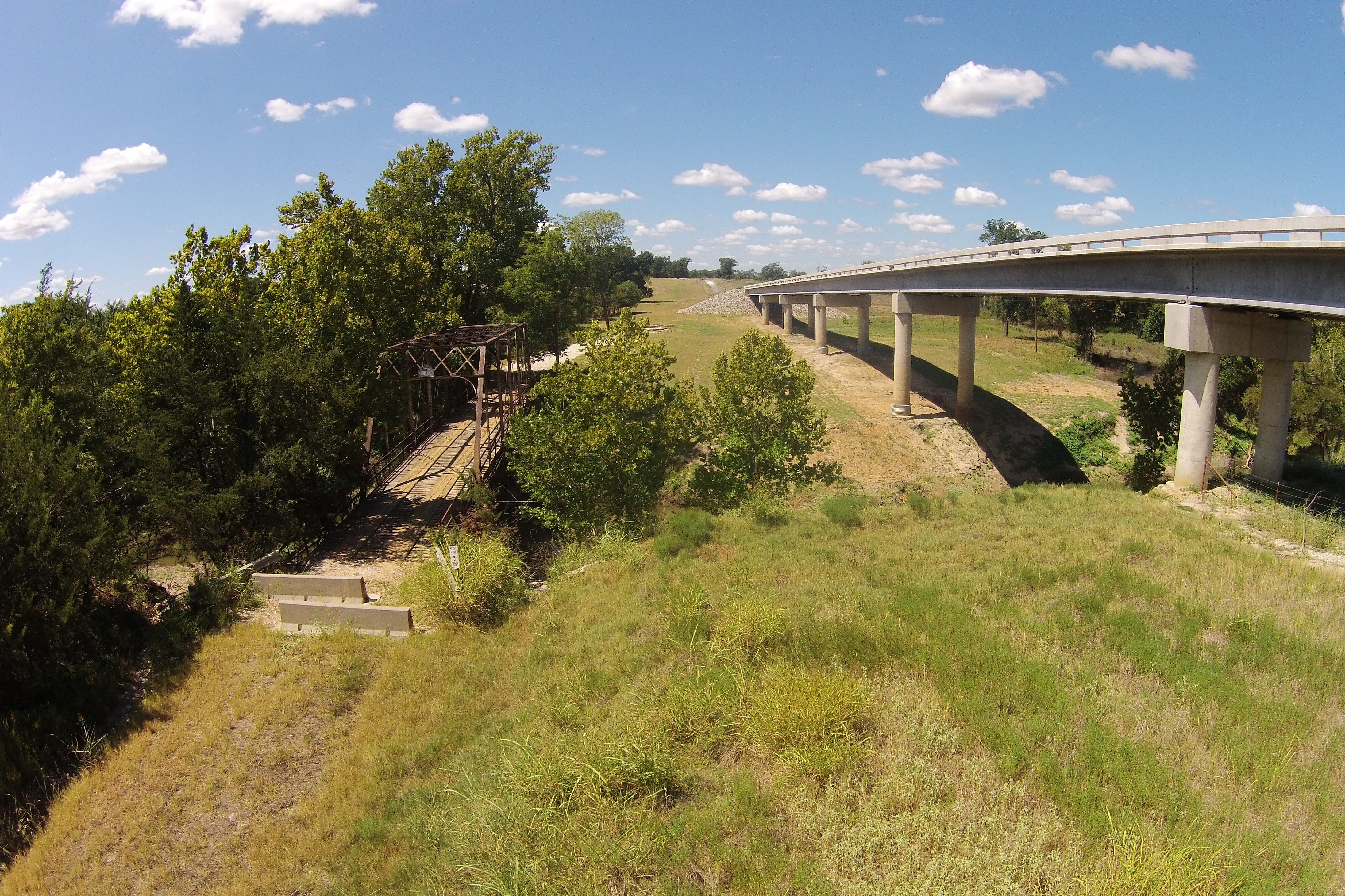 Bridge 20 over Clear Boggy Creek