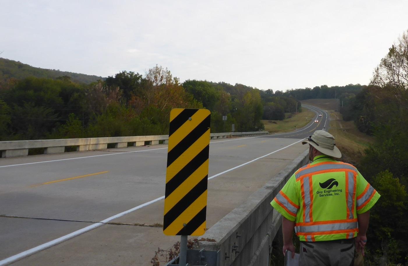 On-System Bridge Inspection