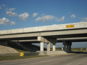 US-75 over SH-20