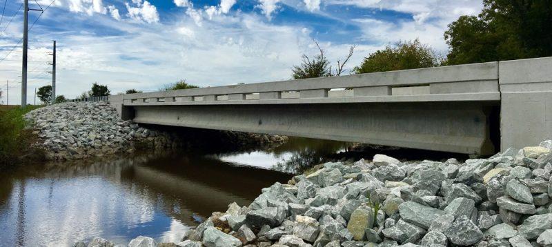 Bridge 91 over Hudson Creek