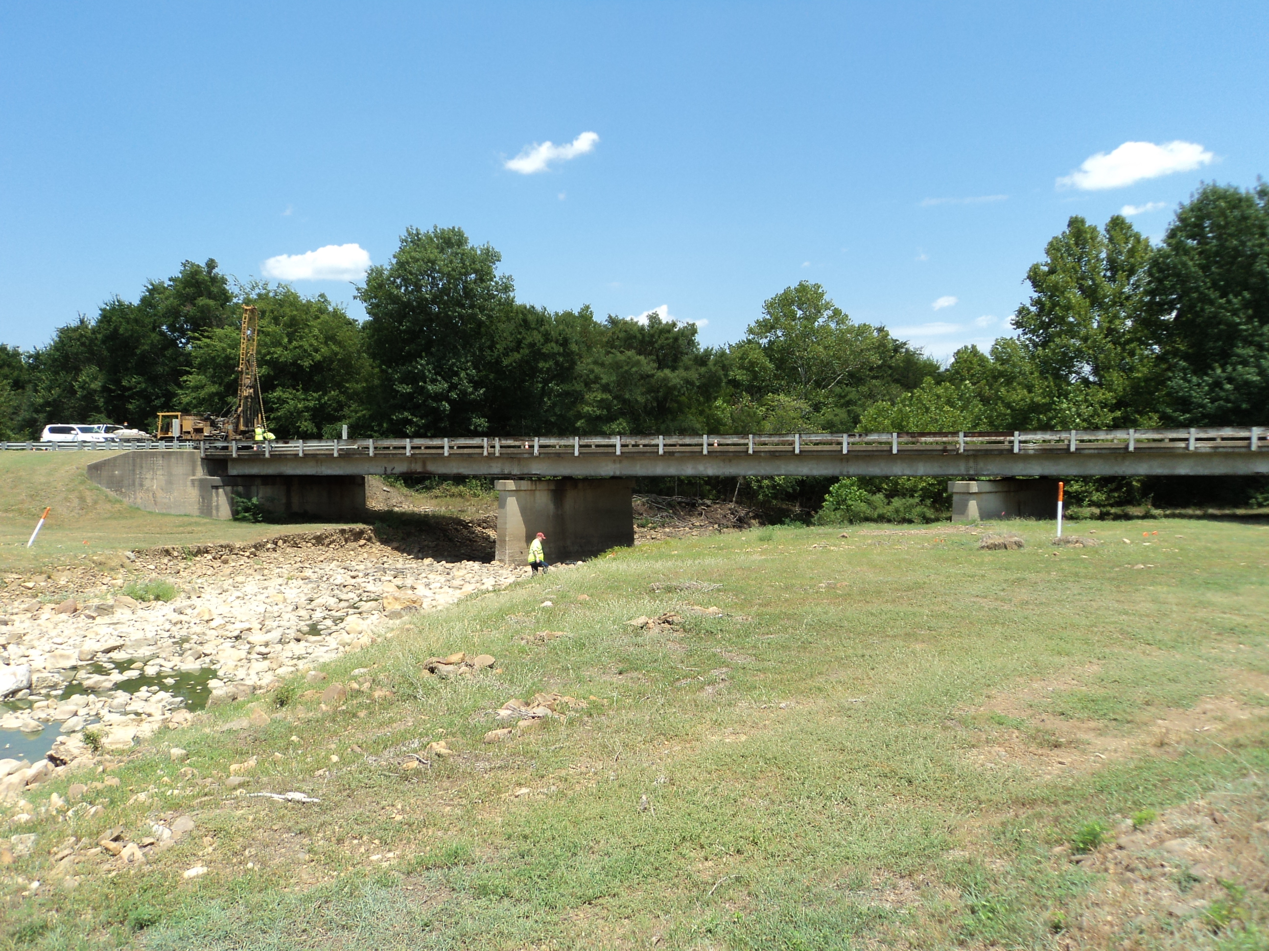 US-59 over Shawnee Creek and Overflow