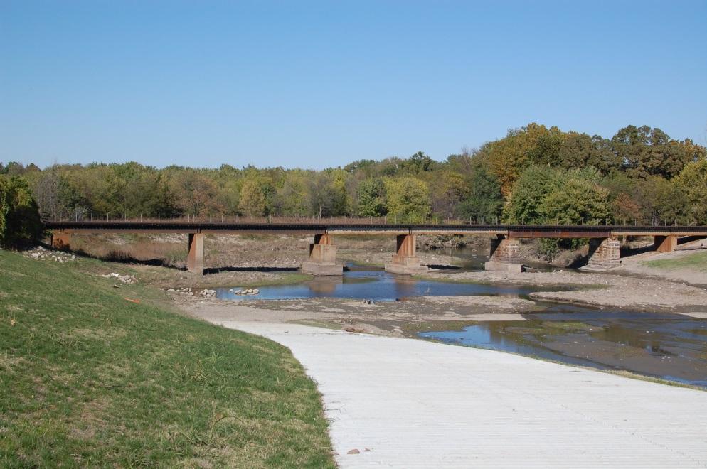 Mingo Creek Access Roads and Bank Stabilization