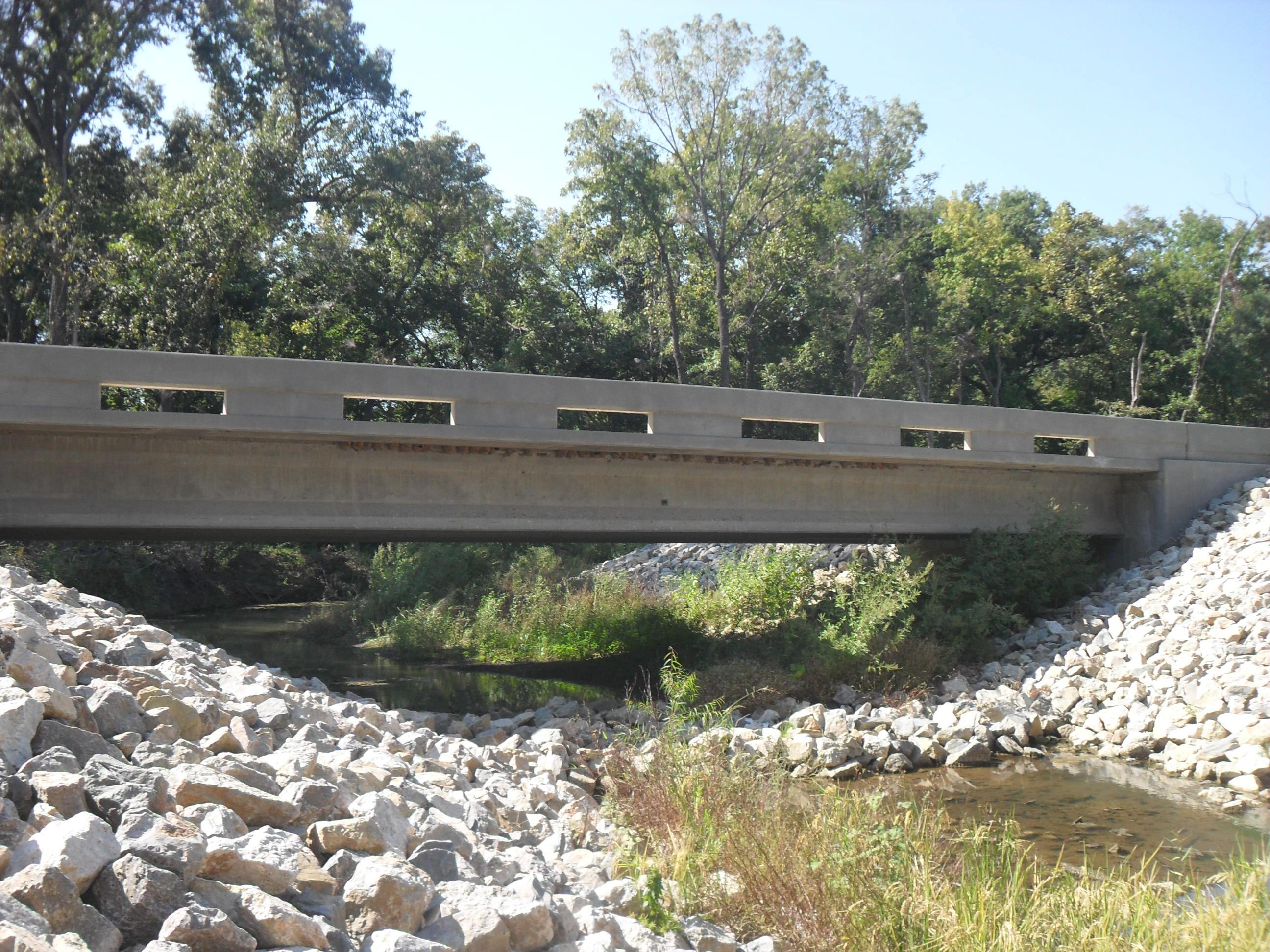 Bridge 76 over Pointer Creek