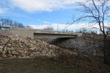 Bridge #76 over Purgatory