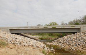 Bridge #63 over Mormon Creek