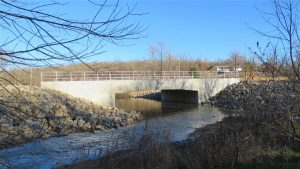 Bridge #280 over Tributary to Delaware Creek