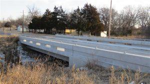Bridge # 6 Over Okmulgee Creek, City of Okmulgee