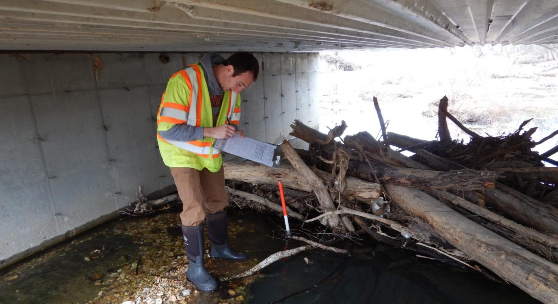 GUY Engineering bridge inspector