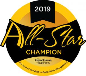 All Star Champion logo