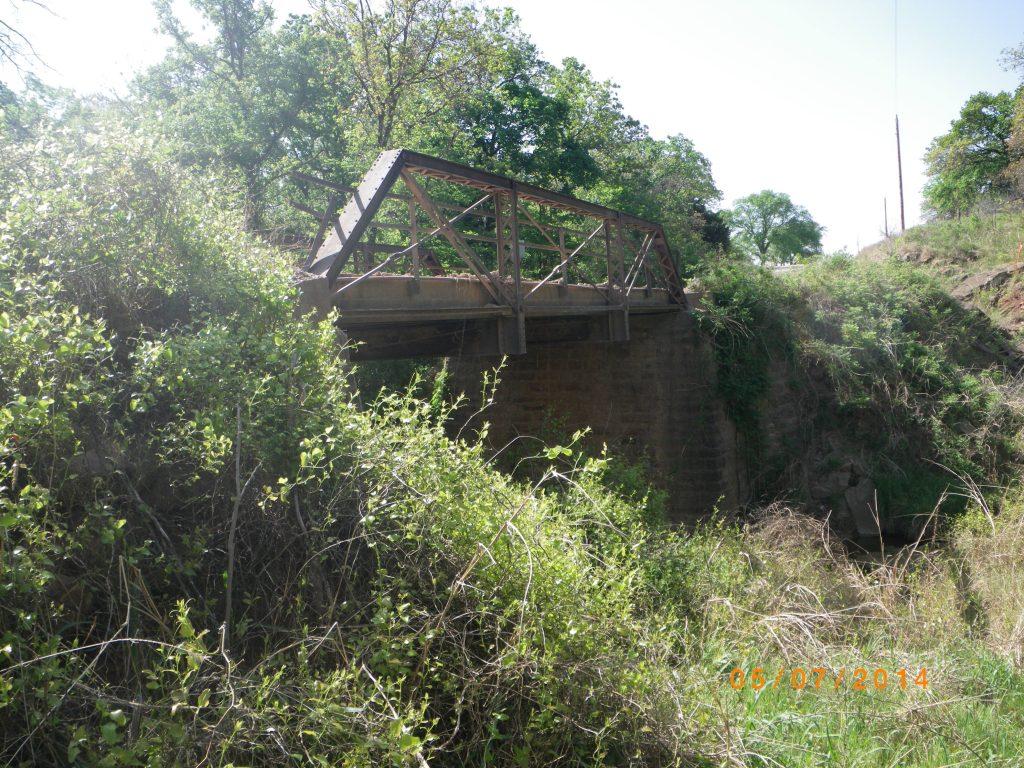 Bridge #15 Mud Creek before