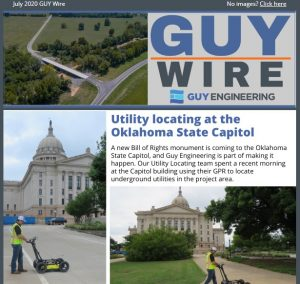 July 2020 GUY Wire