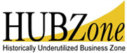 Historically Underutilized Business Zone