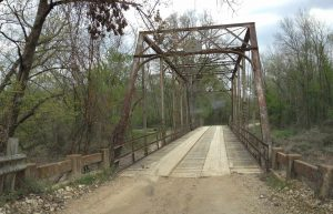Bridge #20 over Clear Boggy, Choctaw County