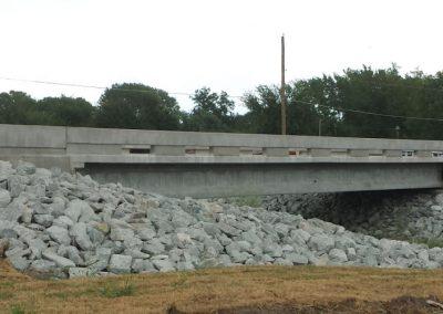 Bridge #145 over Tributary to Horse Creek