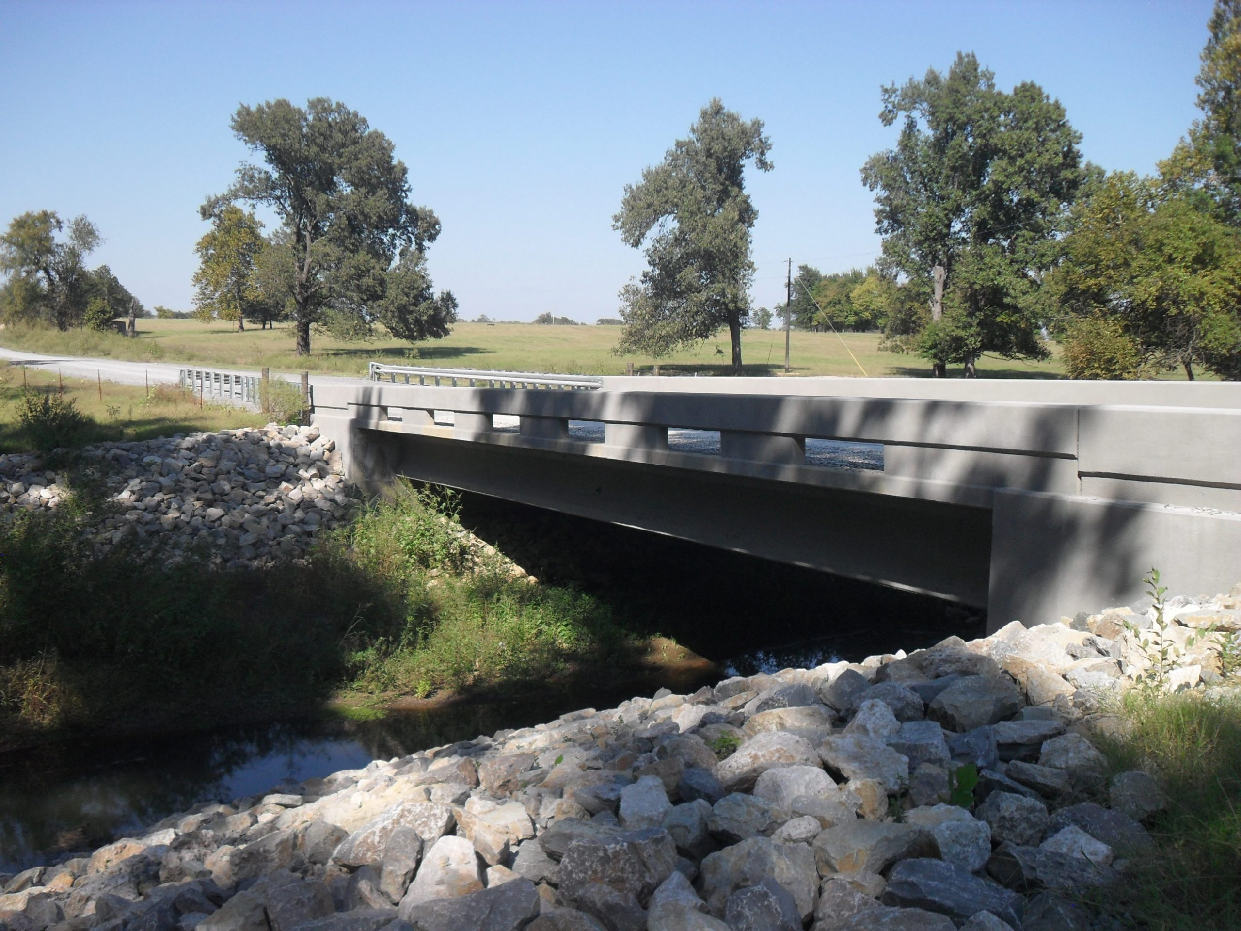 Pointer Creek - after