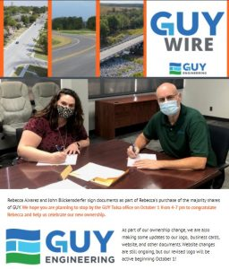 September 2020 GUY Wire