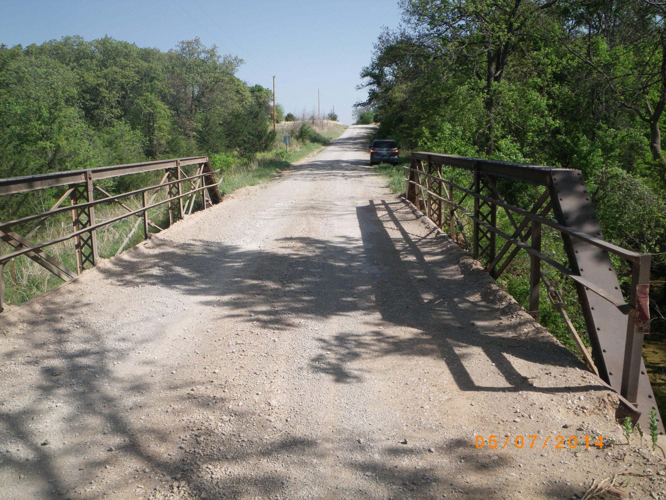 BR 15 Mud Creek before