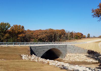 Bridge #15 over Tributary to Mud Creek