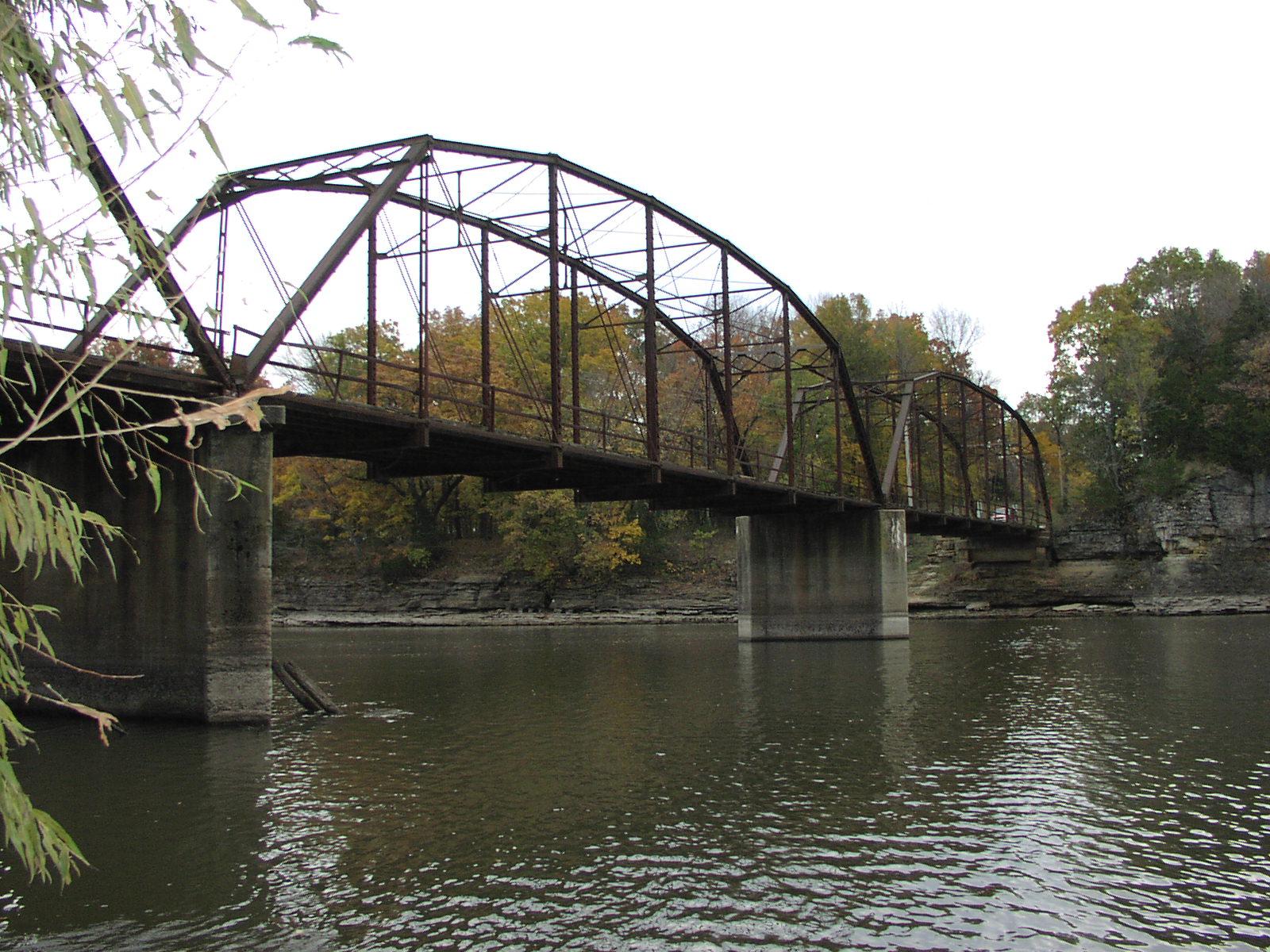 Connors Bridge - before