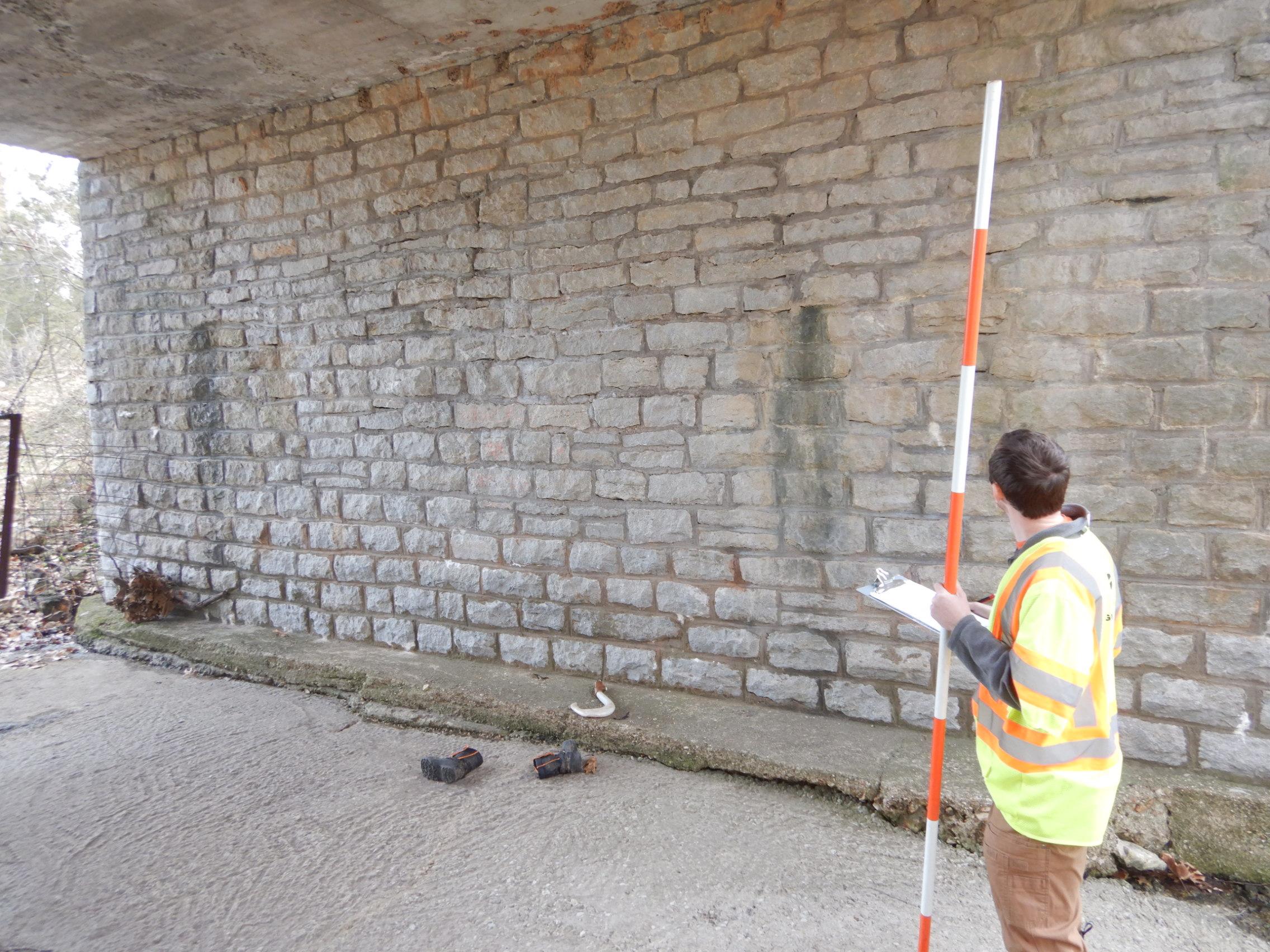 off system bridge inspection