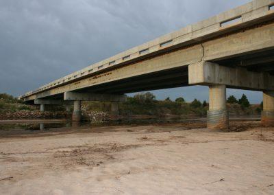 SH-132 Salt Fork Bridge over the Arkansas River