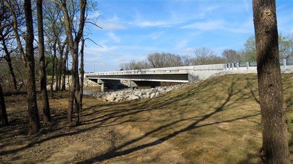 Bridge #78 over Double Creek