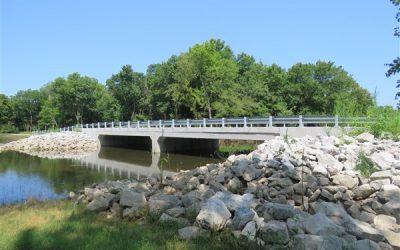Bridge #82 over Panther Creek